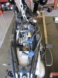1999 Kawasaki Vulcan Drifter Engine Swap  | ZL-OA