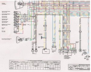 Zl1000 Wiring Diagram - Engine Mechanical Components on
